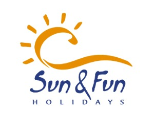 Biuro Podry Sun &amp; Fun - Logo
